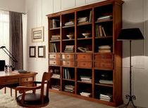 high office bookcase CHAMBERY 40 Bassi F.lli