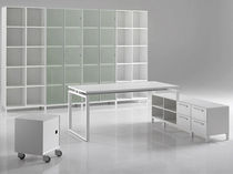 high office bookcase  Eurosteel Italia