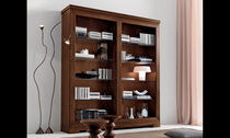 high office bookcase I SERIE MODIGLIANI by Piergiorgio Pradella BRUNO PIOMBINI