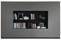 high office bookcase JAKIN by Abad diseño Sellex