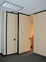 high resistance acoustic removable partition MODEL 3020 KWIK-WALL Company