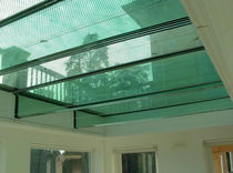 high resistance laminated glass panel  Maxlen