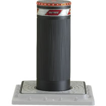 high resistance retractable bollard 275/K4 700A PILOMAT
