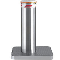 high resistance retractable bollard 275/K12 900A PILOMAT