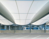 high resistance silicon coated fiberglass fabric (for tensile structures) 5000 TRL Interglas Technologies