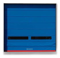high-speed folding door  ALAPONT BLUE GIANT
