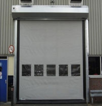 high-speed roll-up door POWER M2 IDOMUS Ltd.