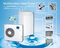 high-temperature air/water air source heat pump 3AQUA-23 SPLIT ALL IN ONE Palm Air Conditioning & Equipment Co.,Ltd
