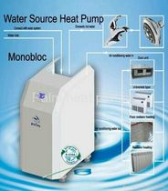 high-temperature water/water geothermal heat pump GHT-7 Palm Air Conditioning & Equipment Co.,Ltd