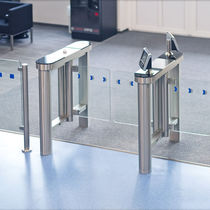 high traffic speed gate EASYGATE SG TURNSTILE COMINFO, Inc.
