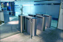 high traffic speed gate EASYGATE LX TURNSTILE COMINFO, Inc.