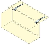 hinge for furniture OV Soft Closing Over the Top Mechanism Sugatsune