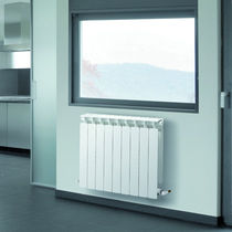 horizontal hot water radiator MEC RAGALL