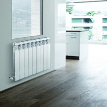 horizontal hot water radiator JUMBO RAGALL