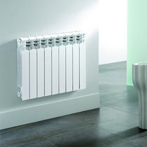 horizontal hot water radiator SPOT RAGALL