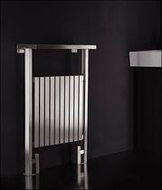 horizontal hot water radiator TROY Carisa Design Radiators