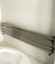 horizontal hot water radiator MIYA Carisa Design Radiators