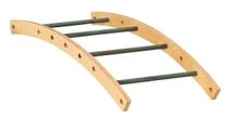 horizontal ladder for fitness trail 0104  GYMNOVA