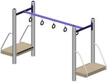 horizontal ladder for playground MBT376 BigToys