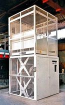 hydraulic goods lift  ACI ELEVATION