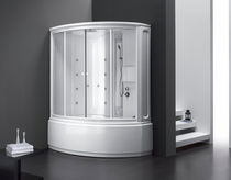 hydromassage bath-tub shower combination TEMI  AQUALIFE SRL