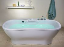 hydromassage bath-tub with chromotherapy VIS À VIS Trautwein