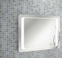 illuminated bathroom mirror LONDON 800 Salgar