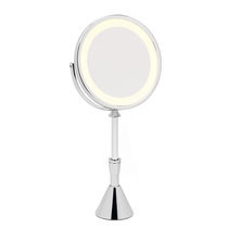 illuminated bathroom shaving mirror ELEGANCE C 19 Brot