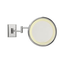 illuminated bathroom shaving mirror INFINI C 19 Brot