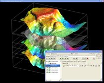 image editing software ERDAS ER MAPPER Intergraph