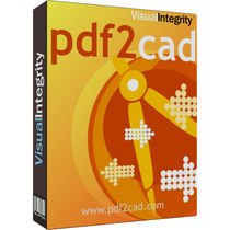 image editing software PDF2CAD FOR PC IMSI Design