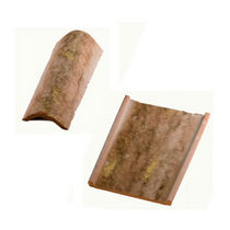 imbrex clay roof tile ANTICA PIEVE COTTO PRATIGLIOLMI