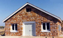 imitation brick cladding (exterior) STONE-CRETE INCRETE SYSTEMS