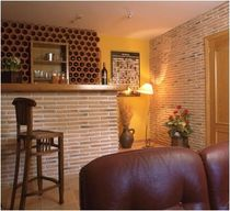 imitation brick cladding tile (interior) ARABE ECOPIEDRA