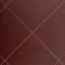 imitation leather wallcovering CLASSICS : MANOR Lori Weitzner Design
