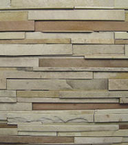 imitation stone cladding tile (interior) SHABUI Walker Zanger