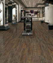 imitation wood vinyl plank flooring (FloorScore® certified, low VOC emissions) NORTHERN TIMBERS Roppe Corporation