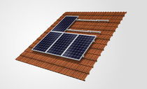 in roof fixing system for pv installation ALPHA  Mounting Systems GmbH