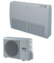 individual floor standing air conditioner (split system) EFI AERMEC