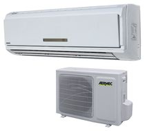 individual wall-mounted air conditioner (split system, inverter) GWI AERMEC