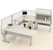 individual workstation for open plan office GENESIS &reg; KI