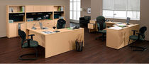 individual workstation for open plan office GENOA®  GLOBAL totaloffice