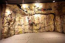 indoor adjustable climbing boulder ROCKTOPIA Walltopia