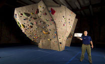 indoor climbing boulder HIGH PERFORMANCE� Eldorado Climbing Walls