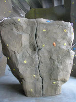 indoor climbing boulder REALROCK&acirc;&cent; Eldorado Climbing Walls