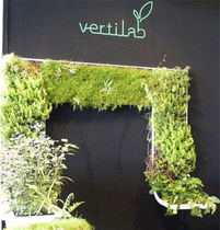 indoor green wall VERTILAB VERTILIGNES