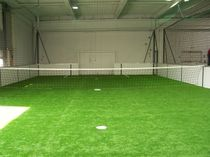indoor sports pitch (synthetic grass)  EPS Concept