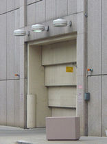 industrial door MULTI-TECH PRO Indotech