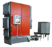 industrial floor standing solid fuel boiler  FACI di Matricciani Vincenzo sas