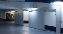 industrial sliding door ORPHEUS 2-FLG Jansen Tore GmbH & Co. KG